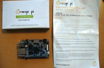 Вышел Orange Pi 3 — полноценный мини-пк за 30$ на Linux / Хабр