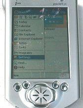 Обзор КПК Compaq iPAQ 3150