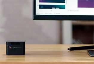 Портативный мини-ПК Windows 10 HTPC Intel Celeron N4100 4-ядерный WiFi Bluetooth 4,2 0 4K 60 Гц LPDDR4 Micro компьютер Type-C TV Box | Компьютеры и офис | АлиЭкспресс